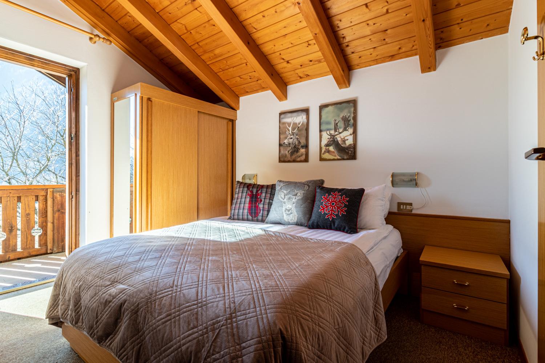 Appartamento Pinzolo -camera matrimoniale 2